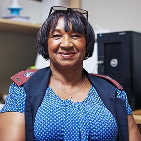 SR Sophia Mars Registered Nurse (Ampath Pathology)